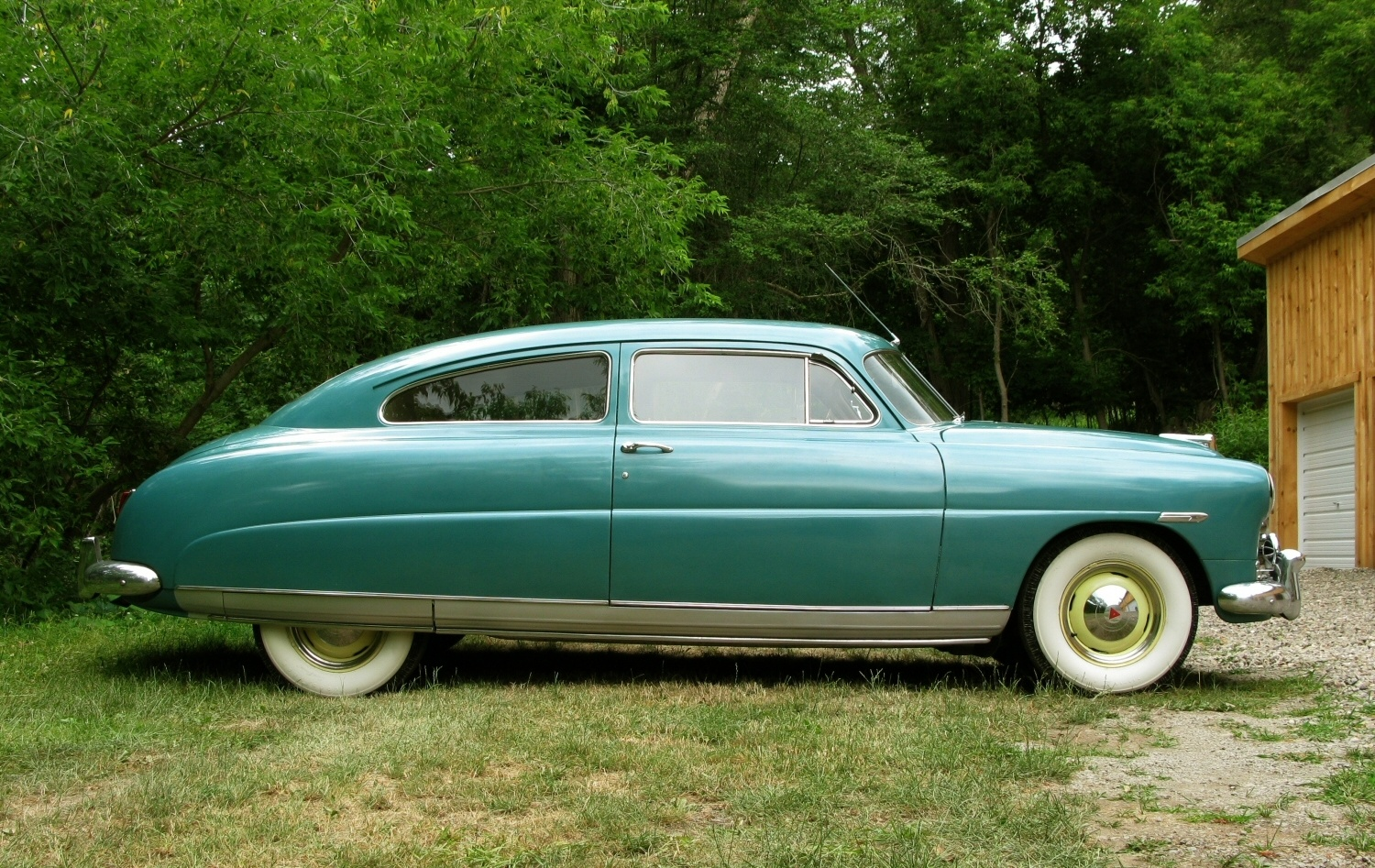 WANTED: NOS radiator for our '50 Pacemaker  — Hudson Essex