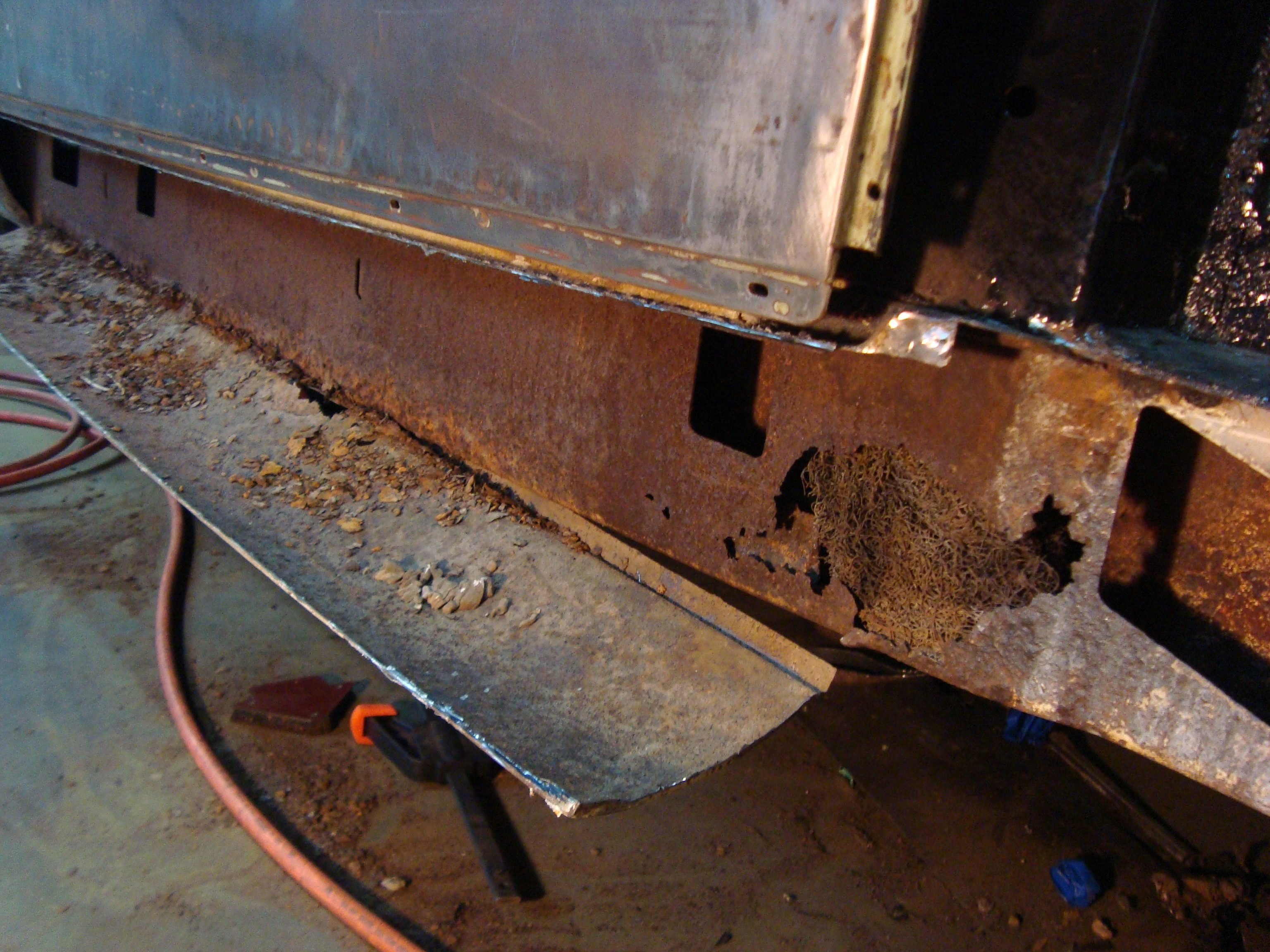 Step Down Rocker Fix Hudson Essex Terraplane Open Forum