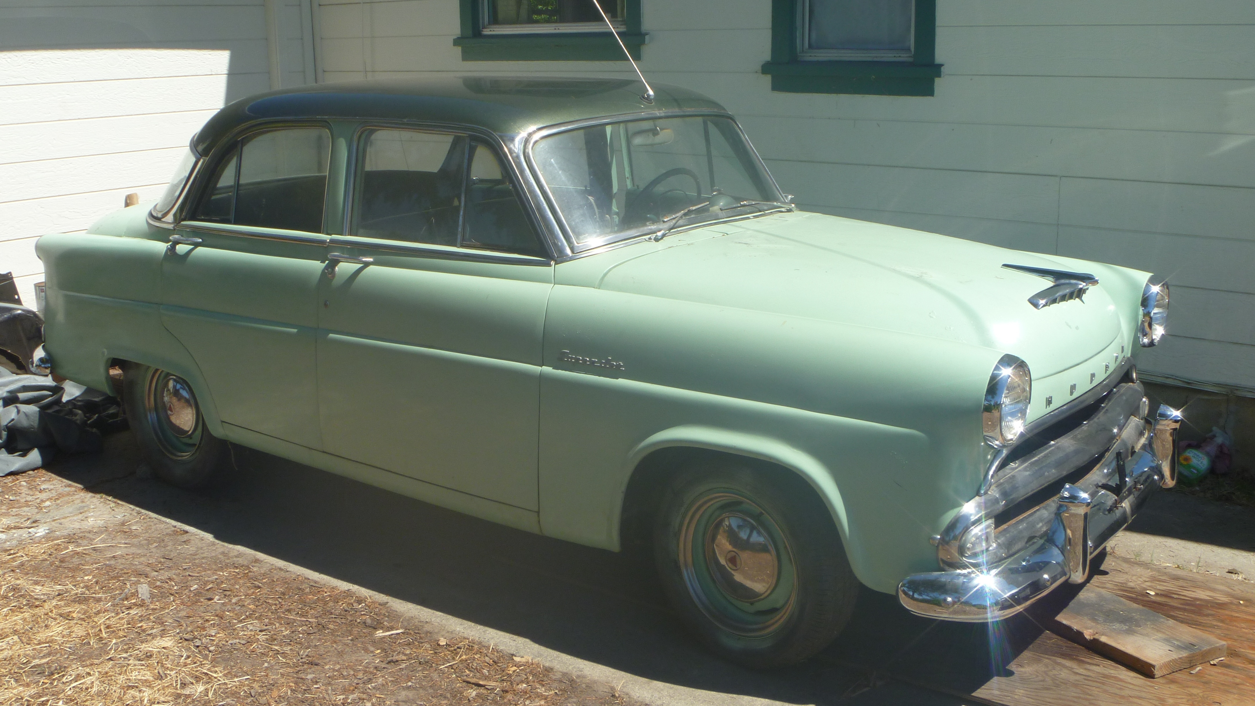 Looking for a Hydra-Matic Transmission for a 1953 Super Jet — Hudson
